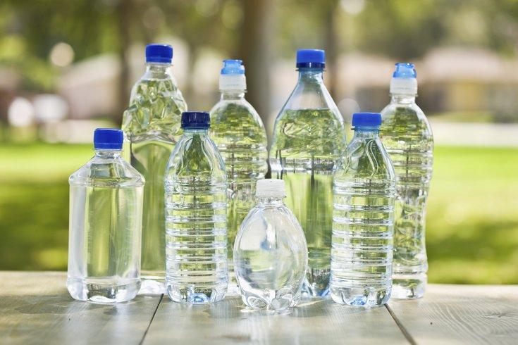 Vattenflaskor används länge och ger bra exponering