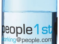 Vattenflaskor med tryck – perfekt att dela ut inför sommaren!